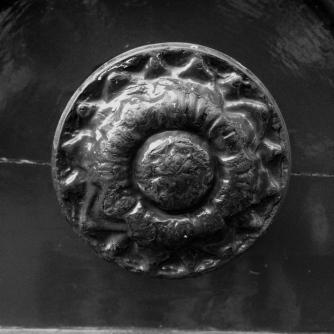 Sonnentürgriff - Poigné Solaire -Sun Doorknob