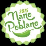 National Blog Posting Month, NanoPoblano, NaBloPoMo, 2015