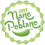 National Blog Posting Month, NanoPoblano, NaBloPoMo, 2015