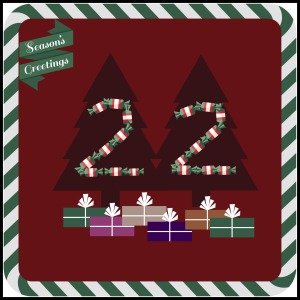 22nd day of Christmas