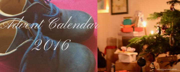 Advent Calendar 2016